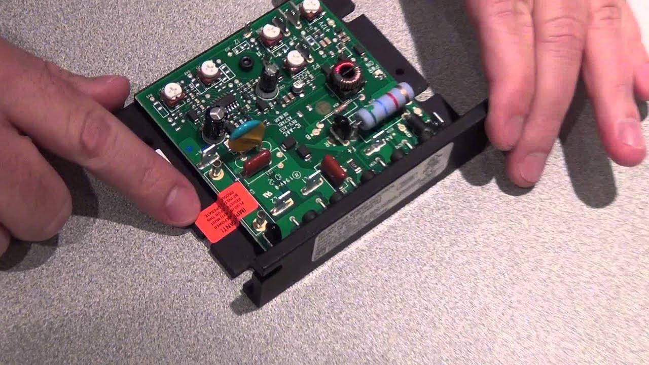 KB Electronics Horsepower Resistor on