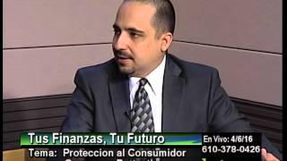 Proteccion al Consumidor 4-6-16