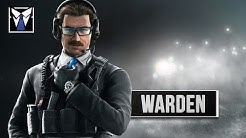 Rainbow Six Siege - Warden Operator Guide | deutsch