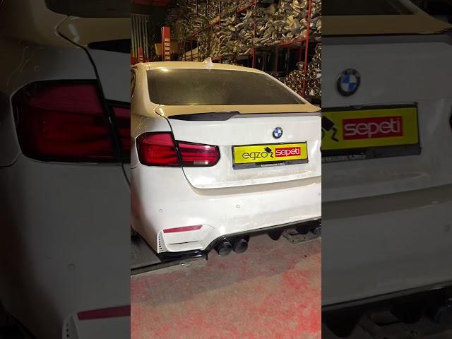 BMW F30 M3 F80 BODYKİT, EGZOZ, KALİPER BOYAMA