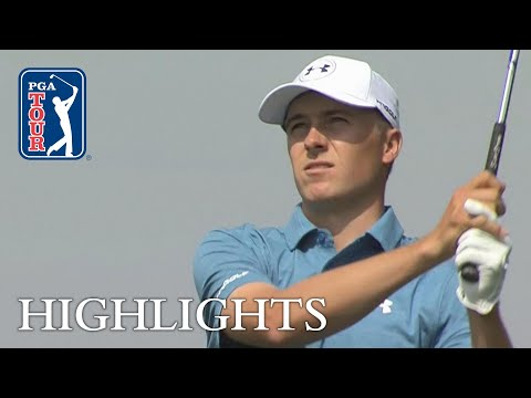 Jordan Spieth's extended highlights | Round 1| BMW Championship
