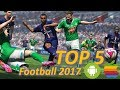 ⚽ TOP 5 BEST SOCCER & FOOTBALL GAMES 2017 (ANDROID / iOS) ⚽ Gamma TV