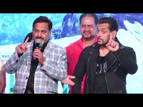 Mahesh Manjrekar Warns Reporter Not To Ask Personal Questions To Salman - Watch What Happens Next