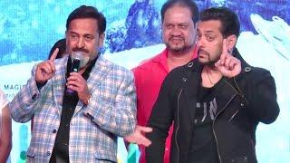 mahesh manjrekar warns reporter not to ask personal questions to salman watch what happens next