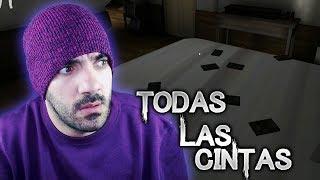 THE DARK INTERNET: ENCONTRANDO TODAS LAS CINTAS (La Historia del Juego) | iTownGamePlay