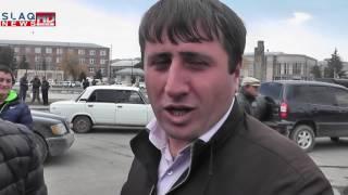 Slaq am Կարեն Բոթոյանի նախընտրական հանդիպումը Գավառ քաղաքում