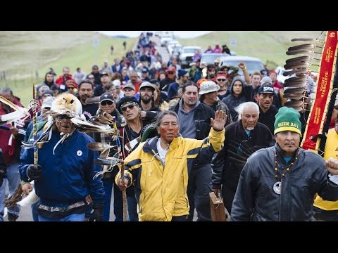 Pipeline Spills 176,000 Gallons of Oil Near Dakota Pipeline Protests