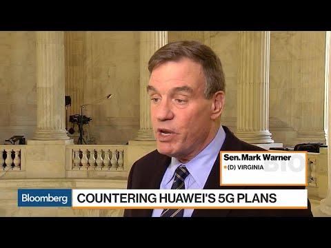 Senator Warner on Countering Huawei's 5G Plans, Impeachment