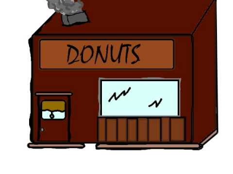 Chat World : Donut Shop and news