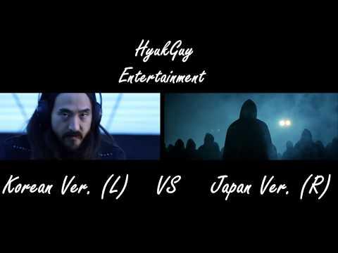 BTS   Mic Drop  Korean Ver  VS Japan Ver