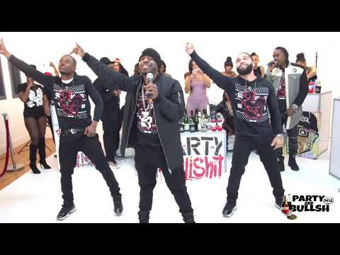 Dru Hill Listening Party for
