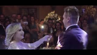 Dança de casamento A Bela e a Fera