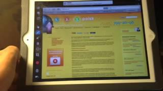 как сделать скрин на ipad