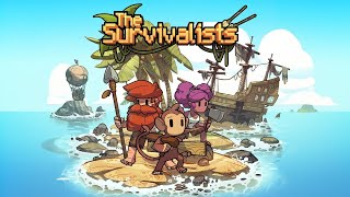 The Survivalists - La rebelión de los Simios 🐒