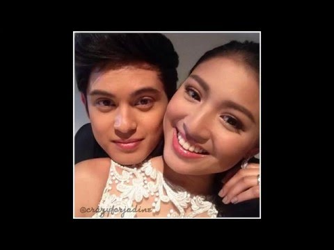 James Reid & Nadine Lustre - JaDine (2015 Kilig Moments)