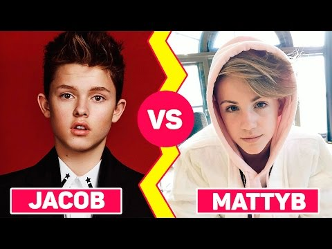 Thumbnail: Jacob Sartorius VS MattyBRaps | Battle Musers - Hot Compilation🔥