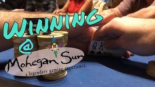 Mohegan Sun Poker: Awful Players, Great Room (Gambling Vlog #43)