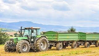 Harvest   New Holland & Claas Combines   Deutz Fendt John Deere Tractors   AgrartechnikHD