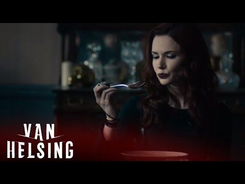 VAN HELSING | Season 1 Finale: 'Soup's On' | SYFY