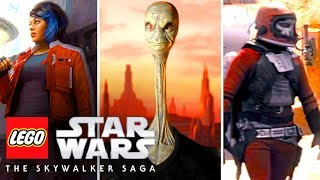 LEGO Star Wars: The Skywalker Saga - Top 5 Characters I'd Like To See!