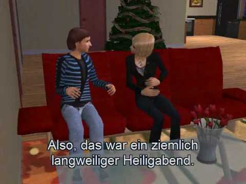 sims 2 sp t dran frohe weihnachten youtube. Black Bedroom Furniture Sets. Home Design Ideas