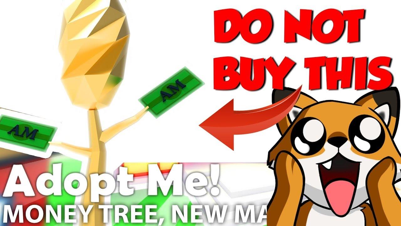 Adopt Me Money Trees Twitter Update 😱