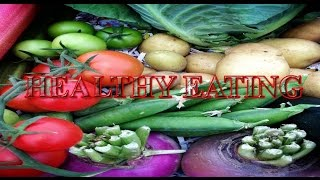 How to eat healthy-healthy eating guidelines-good health tips