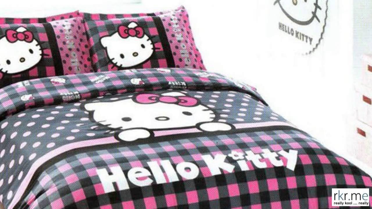 hello kitty bedroom hello kitty bedding 33 amazing must see ideas 11779