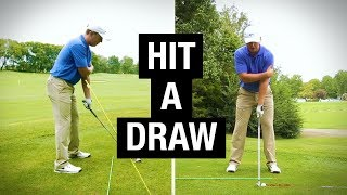 How To Hit The Perfect Draw (Amazing Feel Drill)