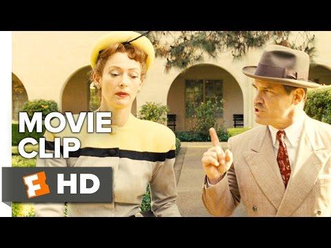 Hail, Caesar! Movie CLIP  Thessaly Questions Eddie 2016  Josh Brolin, Tilda Swinton Movie HD