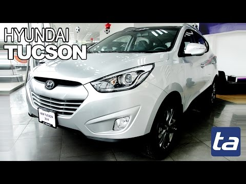 Hyundai Tucson 2014 en Per Video en Full HD Todoautos.pe