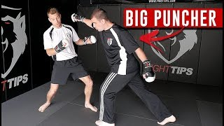 How to Beat a Big Puncher: 5 Fight Strategies