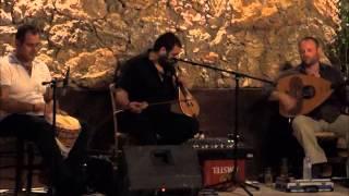 Критская живая музыка в таверне