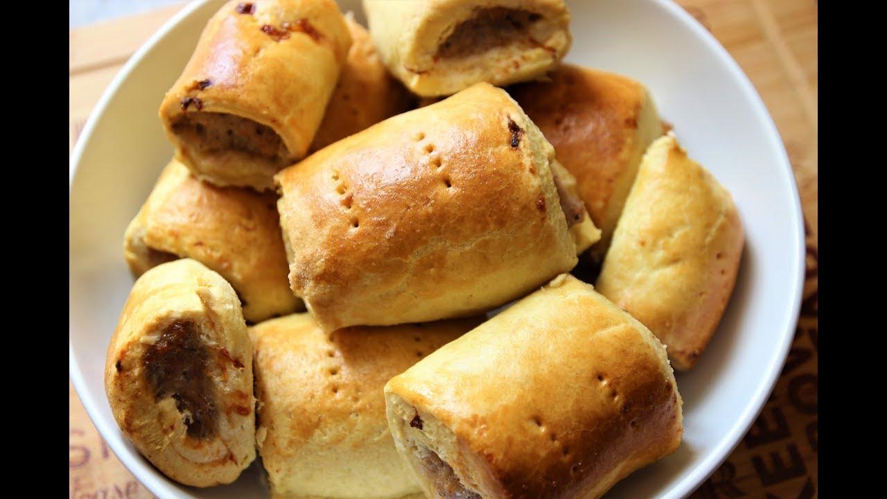 How To Make Nigerian Sausage Rolls Nigerian Food Recipes