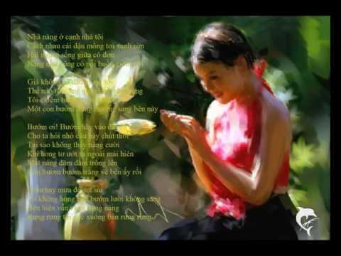 Người Hàng Xóm (Bướm Trắng) thơ Nguyễn Bính - Hương Lan