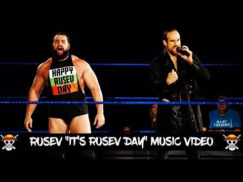WWE: It's Rusev Day Music Video (2017)