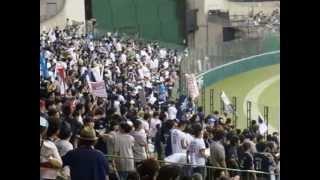 2013.07.27 西武vsオリックス 西武ドーム チャンスに秋山翔吾が打席に立...