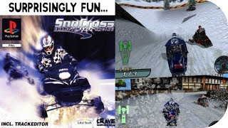 Sno Cross Championship Racing - Gameplay & Comments PSX HD