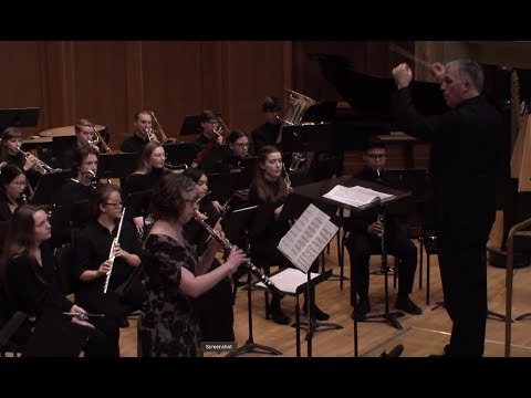 Lawrence University Wind Ensemble - February 29, 2020