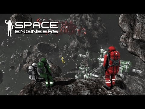 SPACE ENGINEERS GIORNO 5 nerding time