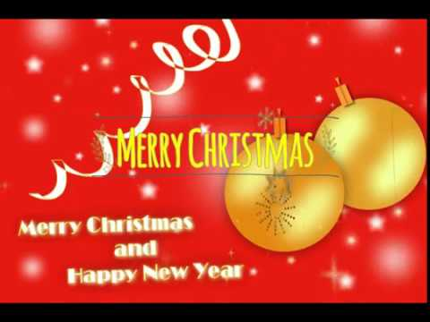 Merry Christmas 2016 wishes video Massage 4 share - YouTube