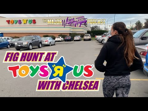 Fig Hunt At TRU With Chelsea