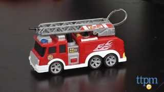 World of Wheels Fire Truck from Kid Galaxy | TTPM Toy Reviews