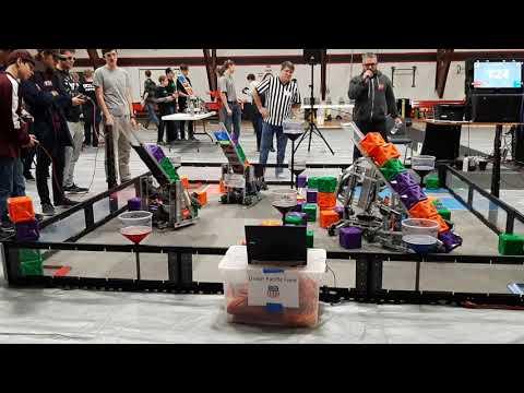 Vex Robotics Colorado: Milliken Middle School Qualifiers (January 25th)