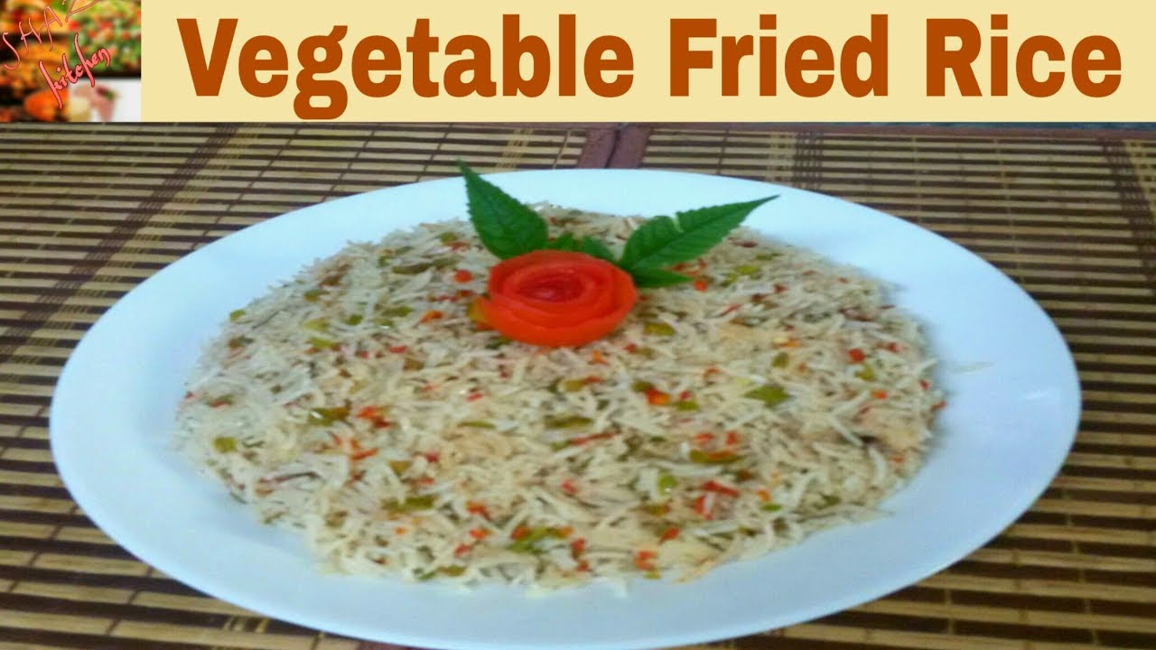 Vegetable fried rice pakistani recipein urduhindihow to make vegetable fried rice pakistani recipein urduhindihow to make restaurant style fried rice at home ccuart Image collections