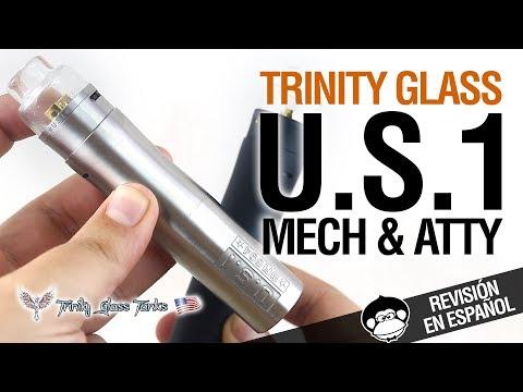 Trinity Glass Tanks U.S.1 MECH & ATTY / adoremos al hipnosapo... / revisión