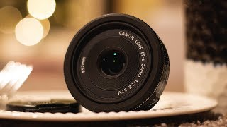 5 Reasons Why You SHOULD Consider The Canon EF-S 24mm Lens!