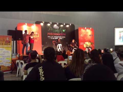 Lovehunters - Sambutlah Kasih (Live @ Singapore EXPO)