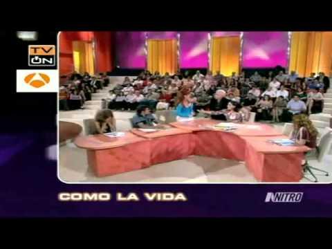 Top 10 peleas en television (España)