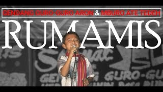 Lagu Ngerayu - M. Gurki Sembiring | Kerja Tahun Rumamis 2018